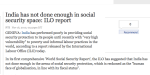 India ILO on Social Security