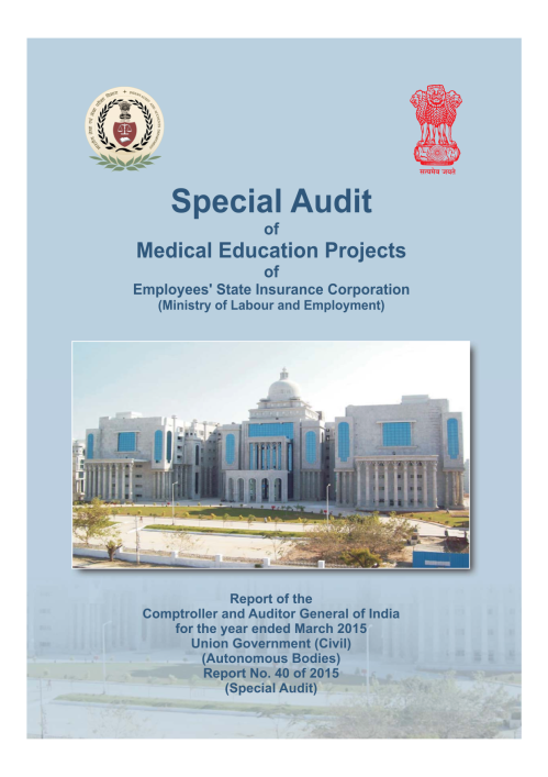 CAG Audit Report