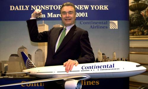 Gordon Continental Airlines